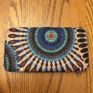 Bohemian Clutch by Icing